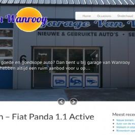 Garage van Wanrooy